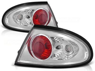 Achterlichten Mazda 323F BA 94-98 lexus chroom