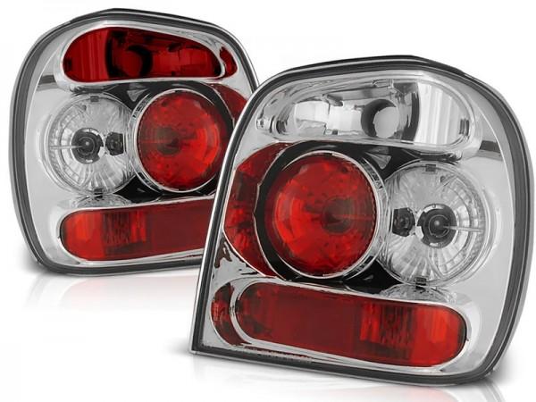 Achterlichten VW Polo 6N lexus chroom