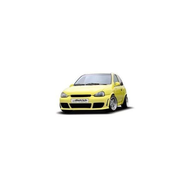 Voorbumper Opel GTR style