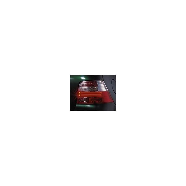 Achterlichten VW Golf IV Celis rood/wit
