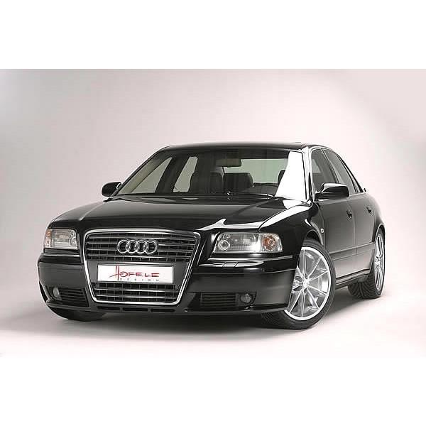 Voorbumper Audi A8 (D2) 99-02 in W 12 look