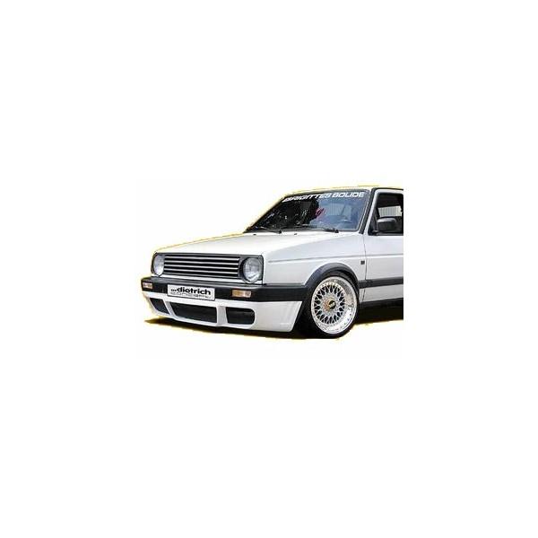 Voorbumper VW Golf II RS4 style