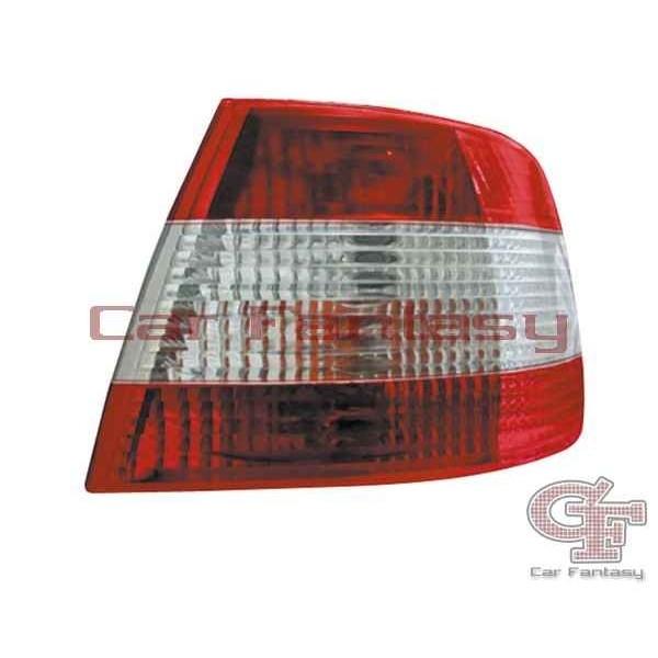 Achterlichten Audi A4 Limousine 95-01 rood/wit