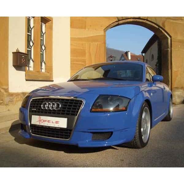 Voorbumper Audi TT Hofele design edition W 12