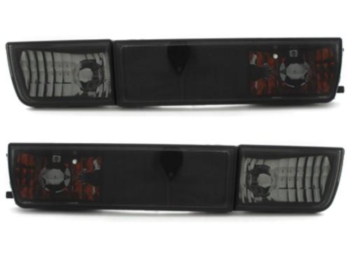 Knipperlichten + Mistlampen VW Golf III/Vento ZWART