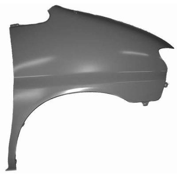 Voorscherm links STAREX/H1 97-06 ZONDER Knipperlicht GAT
