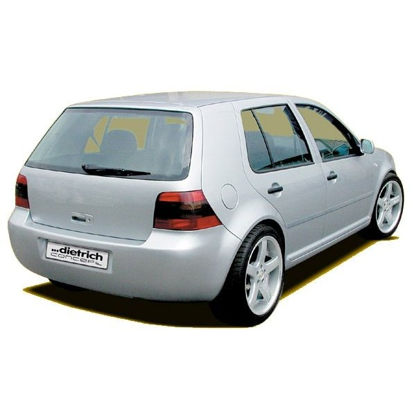 Achterbumper VW Golf IV clean-look