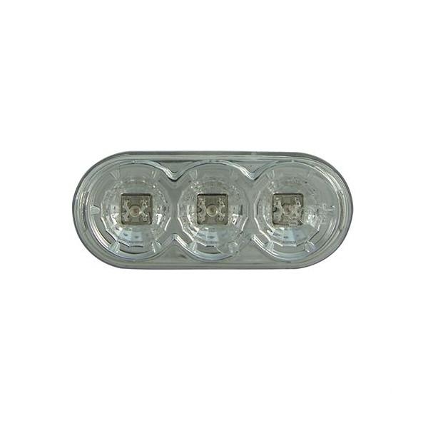 Zijknipperlichten LED VW chroom