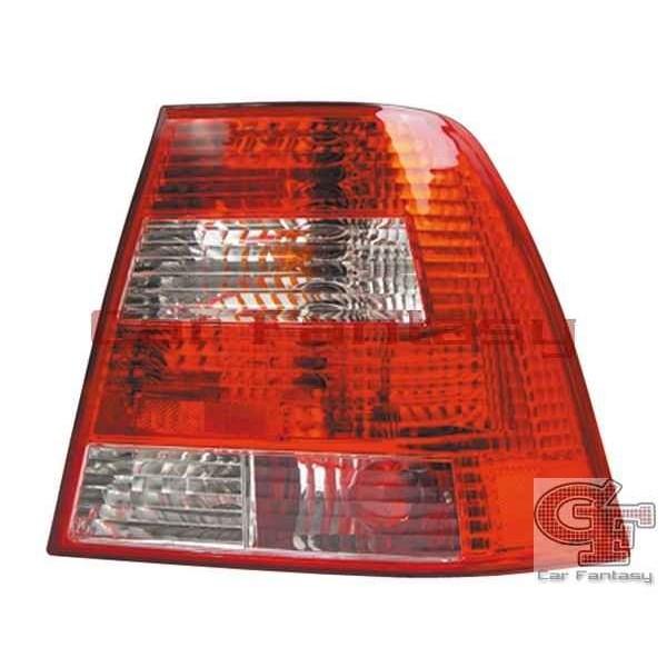 Achterlichten VW Bora helder rood