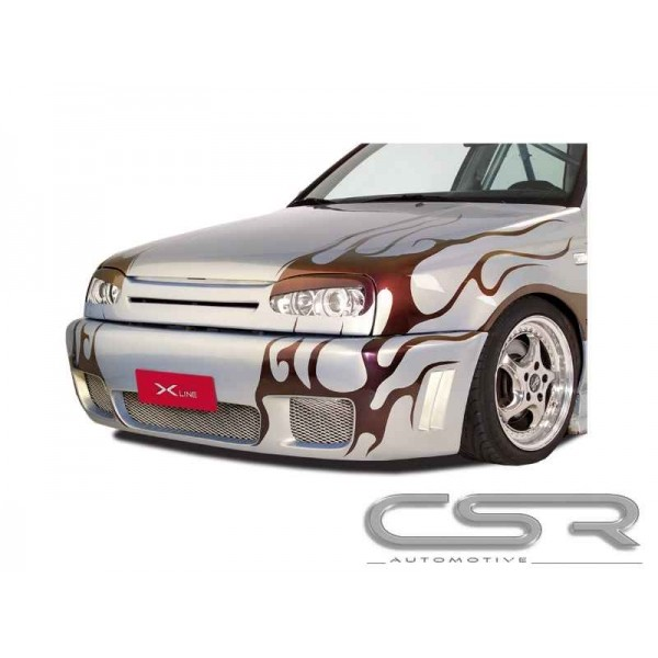 Voorbumper VW Golf III X-Line 2
