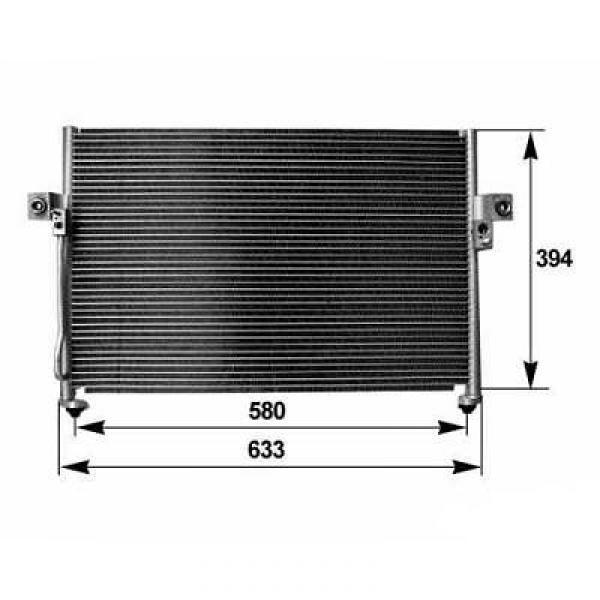 Condensator H100/H200/H1 97->> ALLE MODELLEN