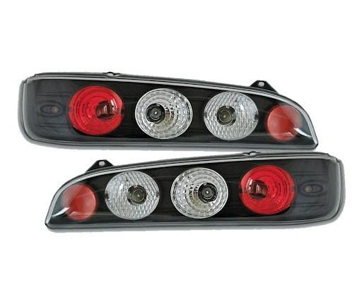 Achterlichten Fiat Seicento 98-.. lexus zwart