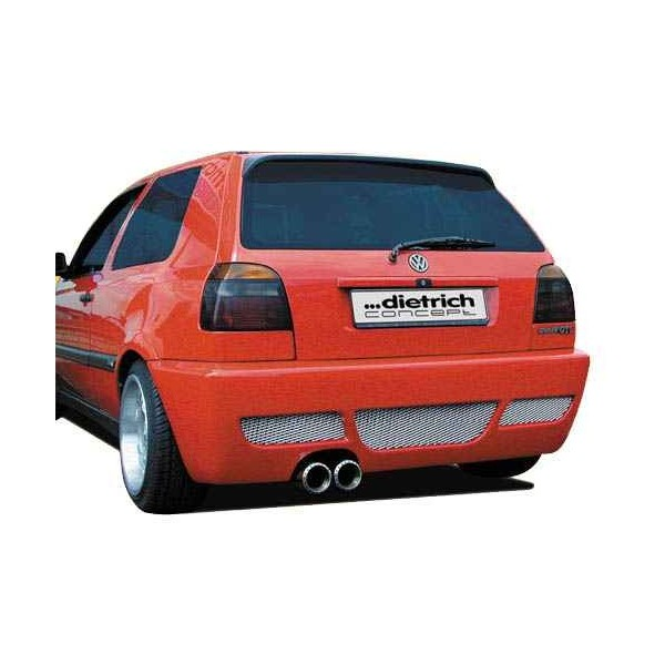 Achterbumper VW Golf III RS4 style