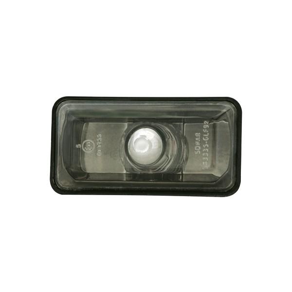 Zijknipperlichten VW Golf III/Vento 92-94 black-chroom