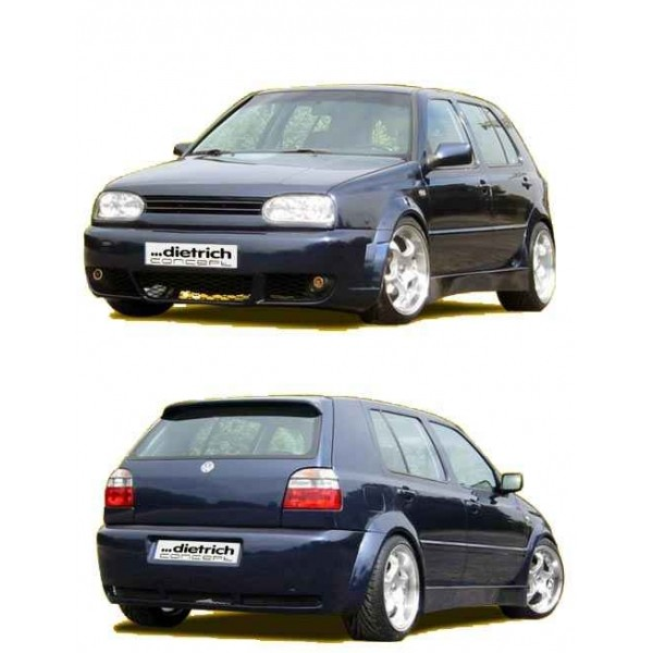 Complete bumperset VW Golf III