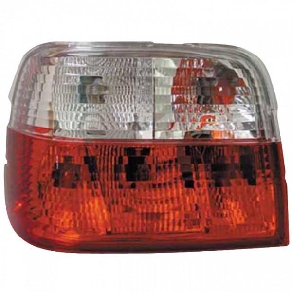 Achterlichten BMW E36 compact Rood/Wit