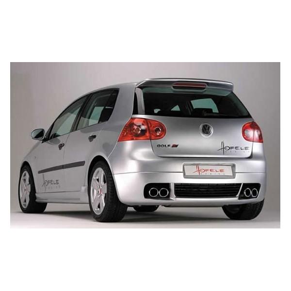 Achterbumper VW Golf V Hofele Edition