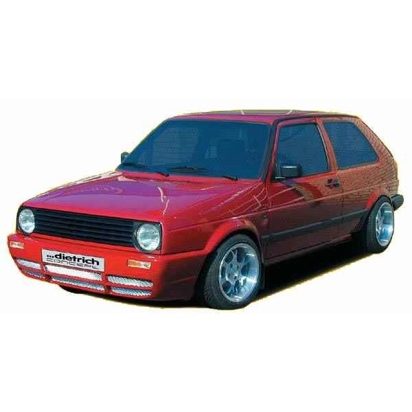 Voorbumper VW Golf II GT-style