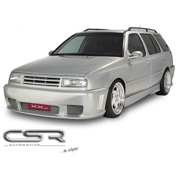 Voorbumper VW Golf III zonder knipperlichtuitsp. XX-Line