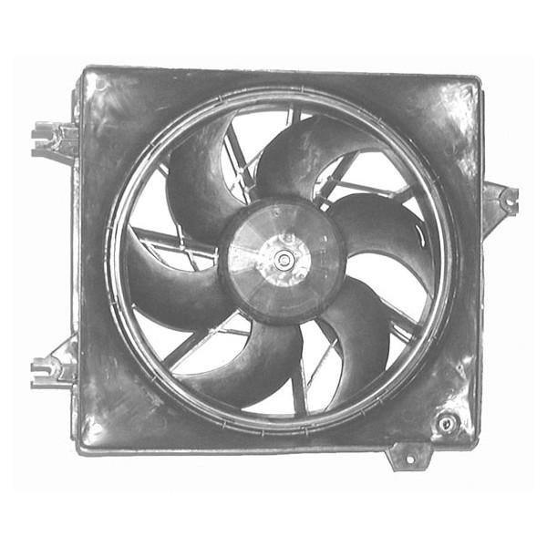 Radiator FAN LANTRA/COUPE 95-00 -A/C