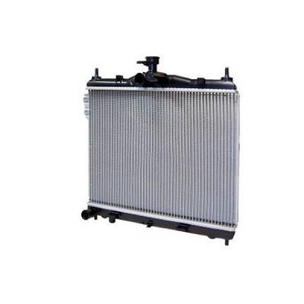 Radiator GETZ 02->> 373x495 1.6 +/-AC