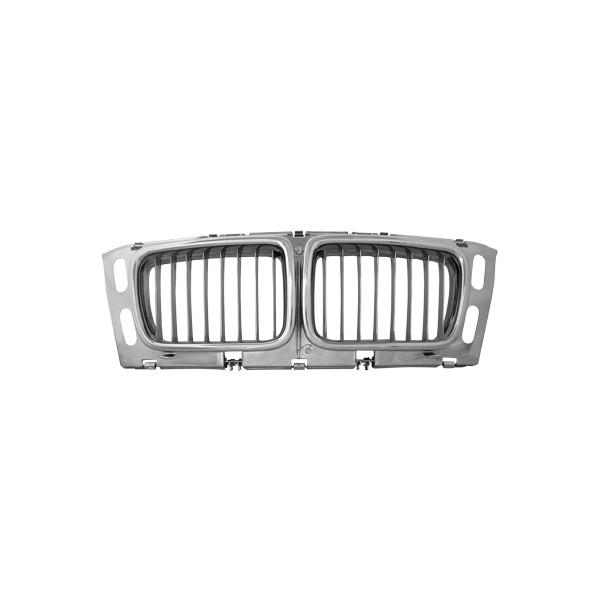 Chroom ribben BMW E34