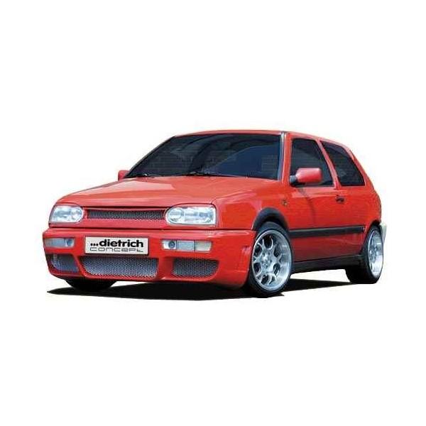 Voorbumper VW Golf III RS4 style