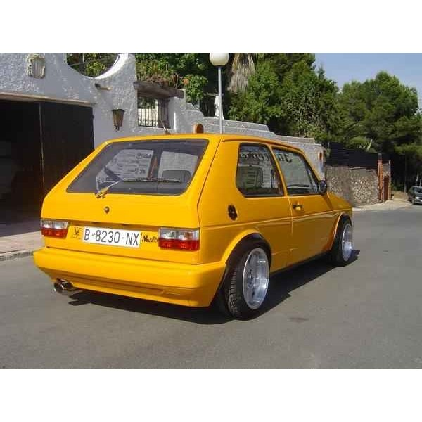 Achterbumper VW Golf I RS style