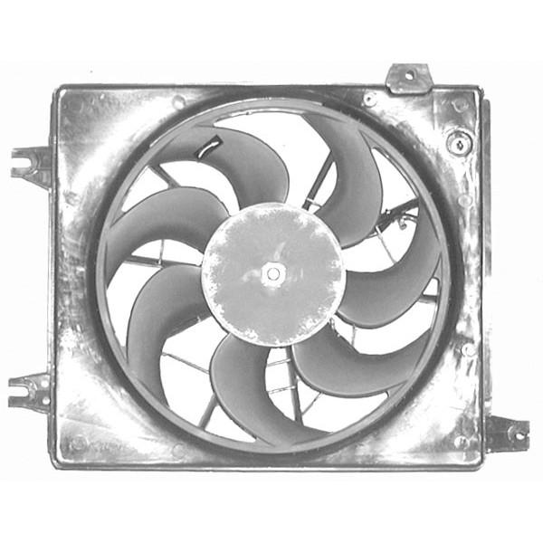 Airco fan LANTRA/COUPE 96-02 +AC +AC HANDGESCHAKELT/AUTOM