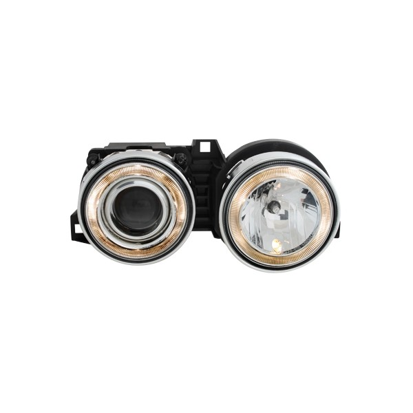 Koplampen BMW E30 83-91 Angel eyes