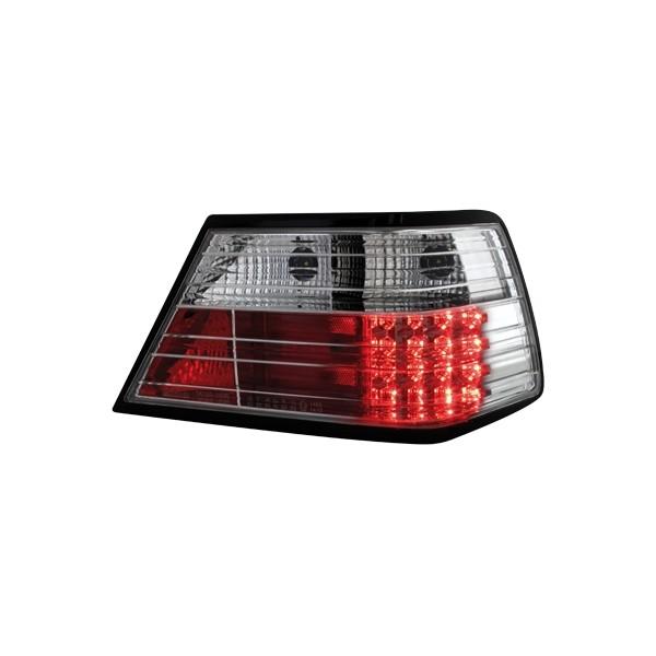 Achterlichten LED Mercedes E-Class W124 clear