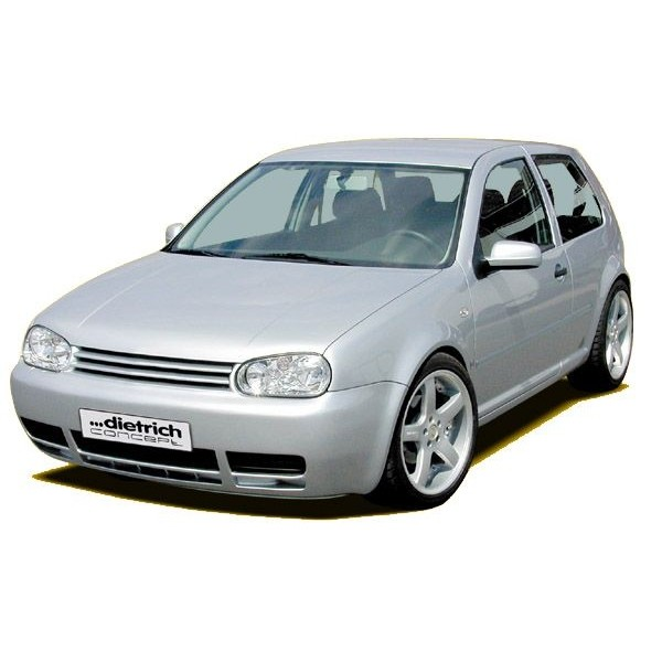 Voorbumper VW Golf IV clean-look