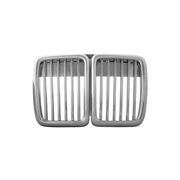 Chroom ribben BMW E30