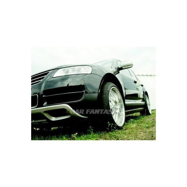 Grill VW Touareg zwart