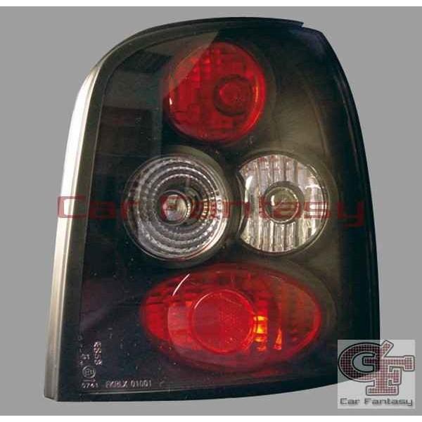 Achterlichten Audi A4 Avant 95-01 lexus zwart