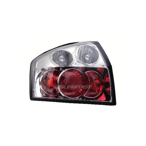 Achterlichten Audi A4 Limousine 01-04 chroom