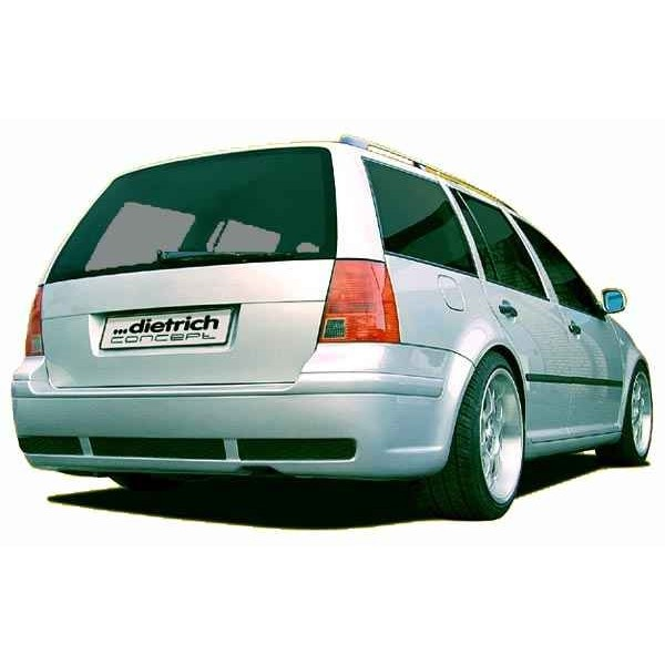 Achterbumper VW Golf IV Variant RS4 style