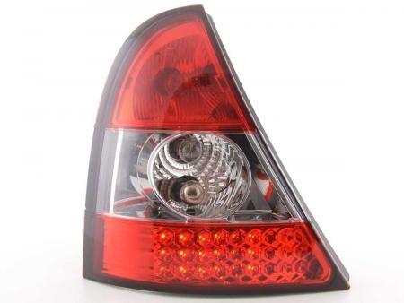 Achterlichten Renault Clio B 02- LED rood/wit